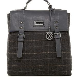 CXL by Christian LaCroix Strasbourg Wool Backpack